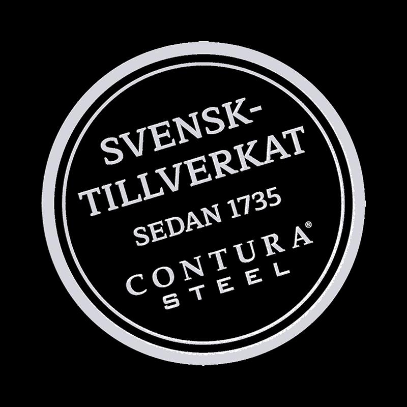 Contura Steel - Svensktillverkat